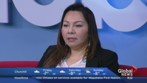 MKO Grand Chief Sheila North Wilson discusses Ice Road Tour